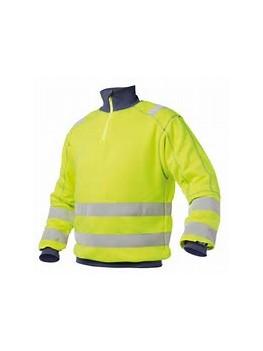 Sweat-shirt haute visibilité Denver Dassy