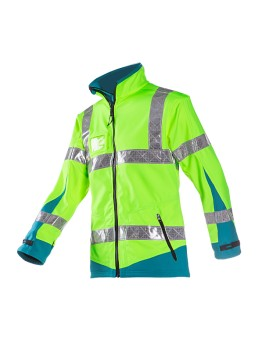 Softshell SIOEN Ieper Ambulancier HV