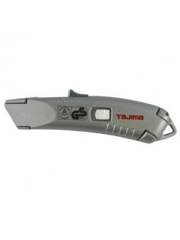 Couteau de sécurité à lame trapézoide