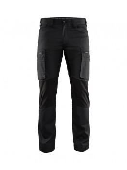 Pantalon blaklader service strech-NOIR