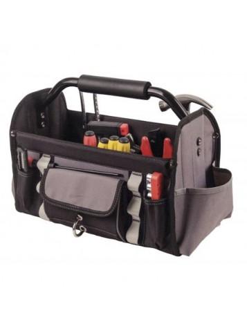sac à outils ouvert