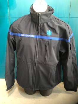 Blouson Softshell ambulancier