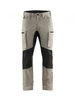 Pantalon blaklader service strech-BEIGE