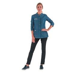 Veste cuisine FE - Monge - jeans