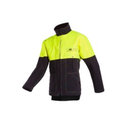 Veste anti-coupure classe 1 + Protection ventrale
