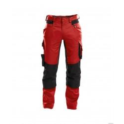 Pantalon Dassy strech Dynax poches genoux