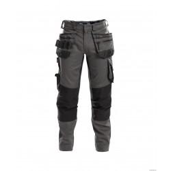 Pantalon Dassy strech Flux poches holster