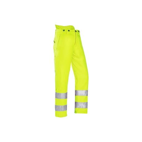 Pantalon anti-coupure HV EN ISO 20471 CL2.CL1 TY.A