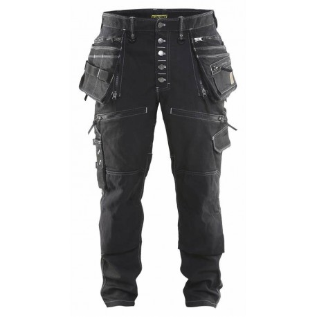 Pantalon artisan jeans Blaklader 1999 NOIR